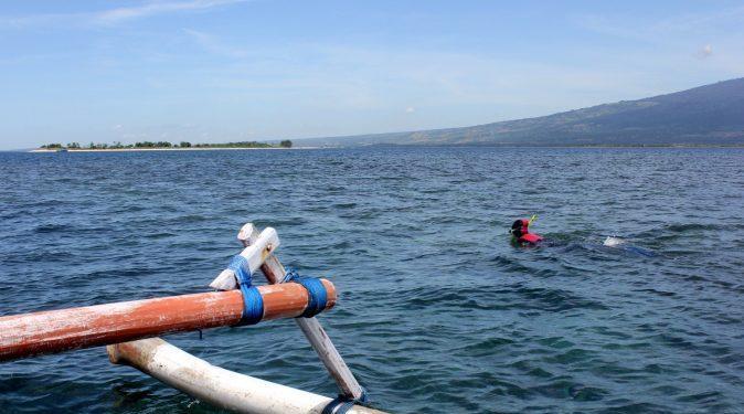snorkeling gili kondo