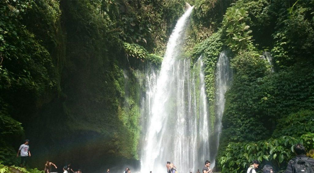 waterfall tiu kelep