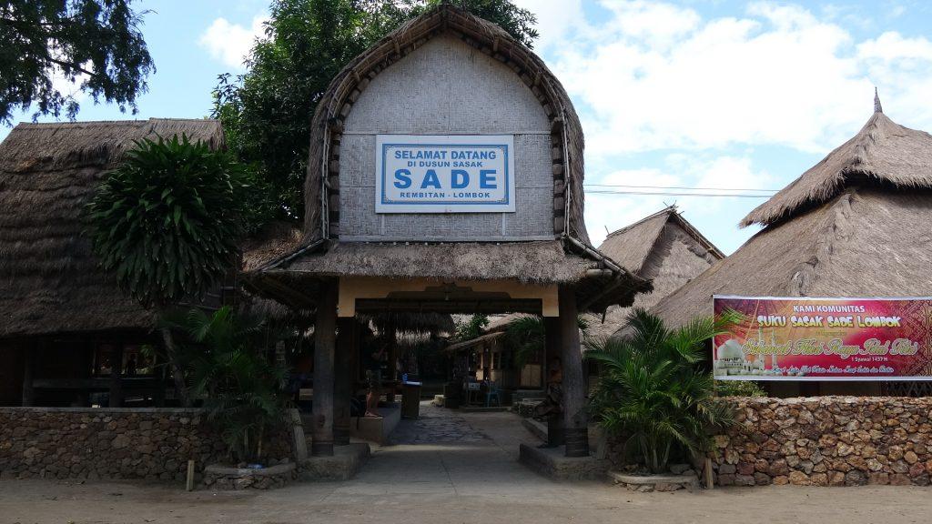 Desa suku sasak
